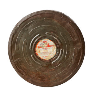 Vintage gammal filmbox