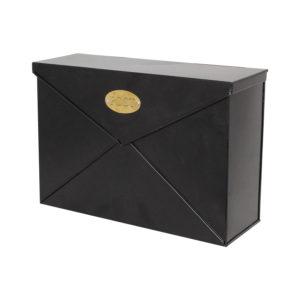 Postbox förvaring i plåt