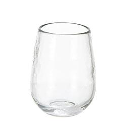 Munblåst glas