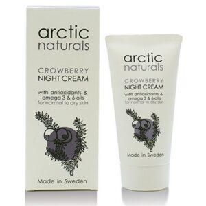 Arctic Naturals Crowberry Night Cream