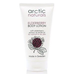 Arctic Naturals Elderberry Bodylotion