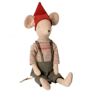 Maileg christmas mouse medium boy