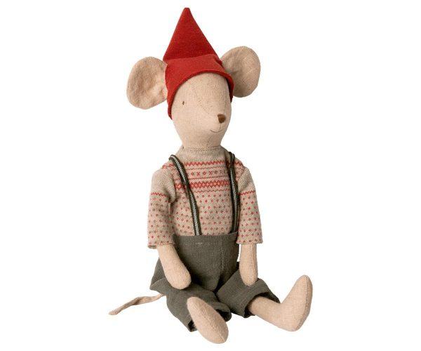 Maileg christmas mouse medium boy
