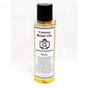 Grevinnans rum firming body oil