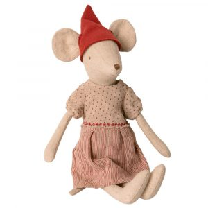 Maileg christmas mouse medium girl