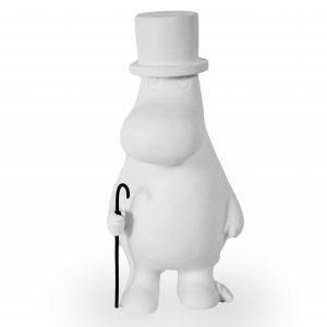 Mumintrollen muminpappa samlarobjekt figur