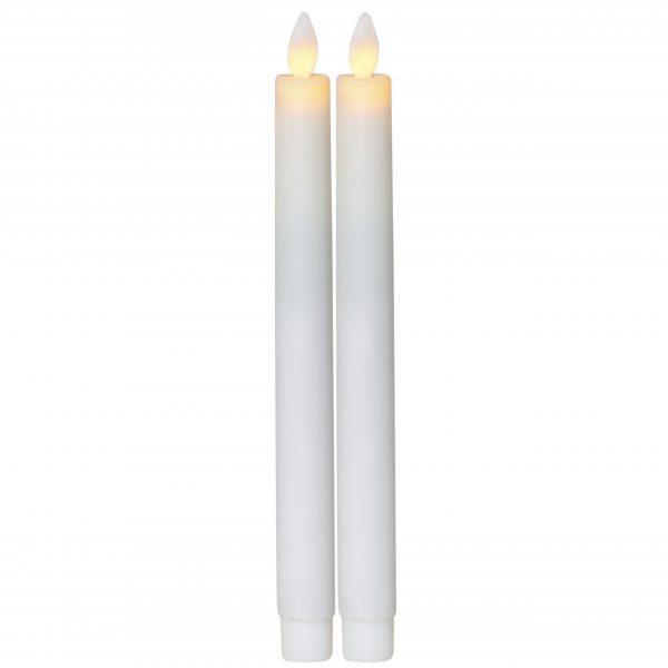 2-pack led antikljus glow