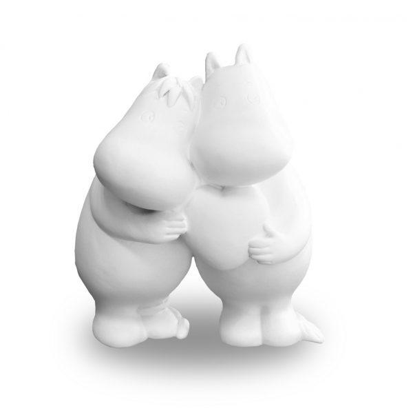 Mumin och snorkfröken true love limited edition
