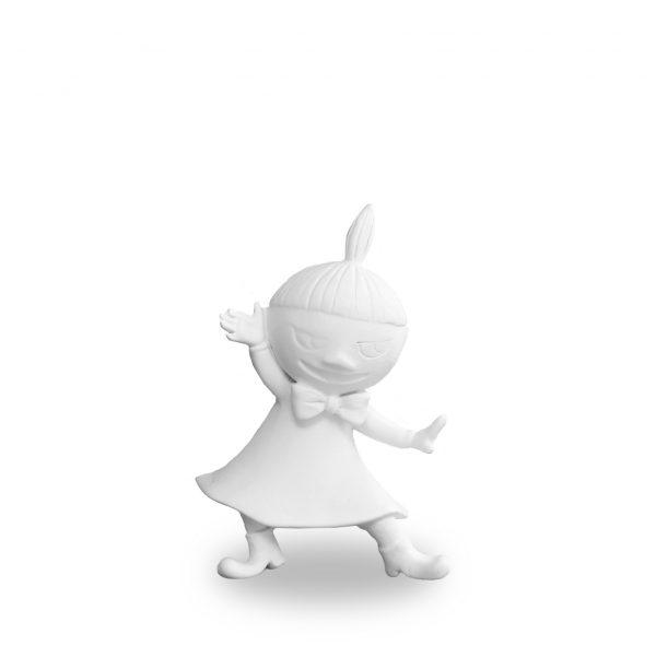 Mumintrollen lilla my samlarobjekt figur från Mitt & Ditt
