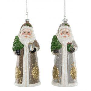 Tomte hänge julgranspynt