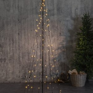 Utomhusdekoration led light tree