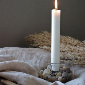Majas Cottage ljuslykta ro i själen