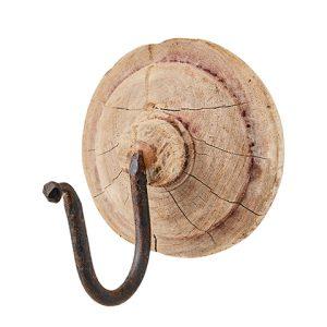 Krok vintage trä smide