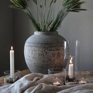 Majas cottage ljuslykta familjens lycka & harmoni