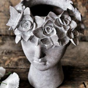 Majas cottage kruka madame floral