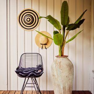 Sittdyna sittkudde i batik