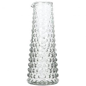Glas vas bubblig karaff