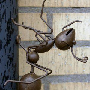 Myra med magnet i metall