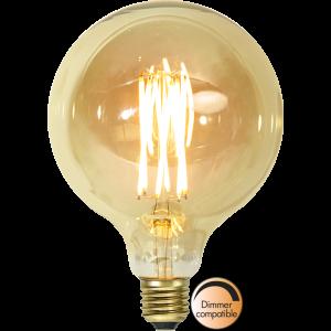 Ledlampa vintage gold
