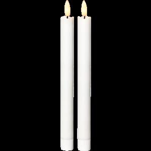 Ledljus antikljus batteriljus vaxljus flamme