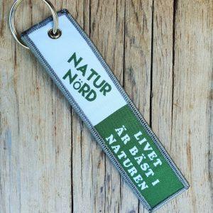 Nyckelring naturnörd