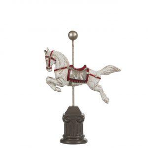 Häst på stativ dekoration