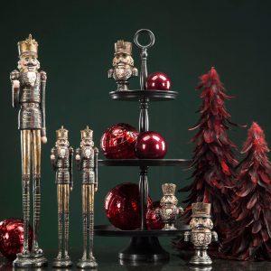 Nötknäppare jul dekoration